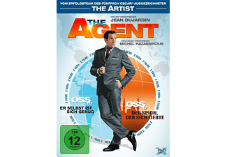 OSS 117 1&2 - THE AGENT - (DVD)