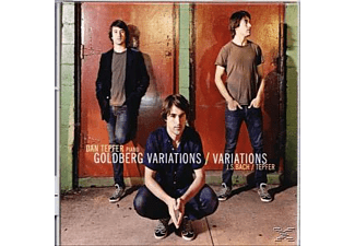 Dan Tepfer - Goldberg Variations/Variations - (CD)