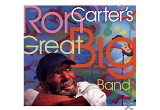 Ron Carter - Great Big Band - (CD)