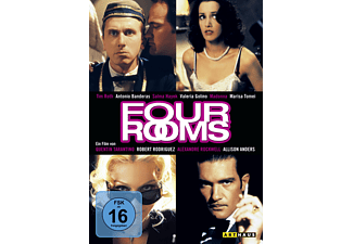 Four Rooms - (DVD)