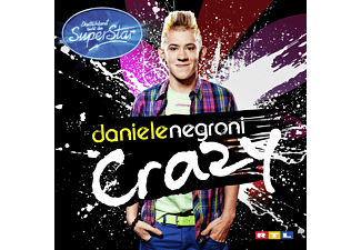 Daniele Negroni - CRAZY - (CD)