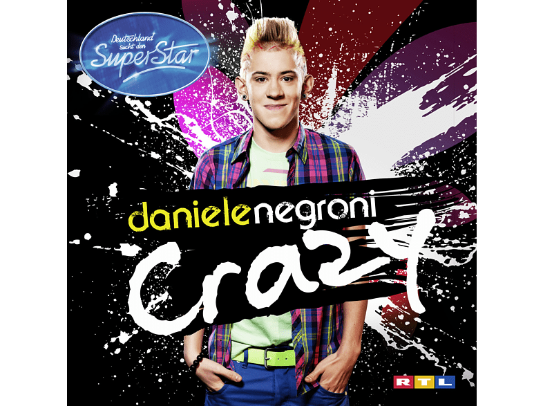 Daniele Negroni - CRAZY [CD]