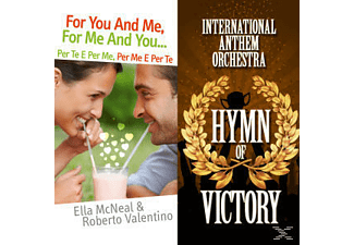Ella McNeal, Roberto Valentino - For You And Me...-Hymn Of Victory - (5 Zoll Single CD (2-Track))