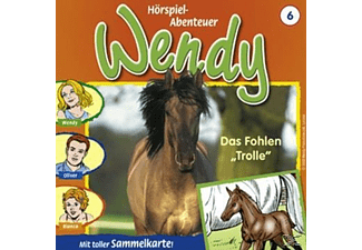 "WARNER MUSIC GROUP GERMANY Wendy 06: Das Fohlen ""Trolle"""