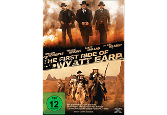The First Ride of Wyatt Earp - (DVD)
