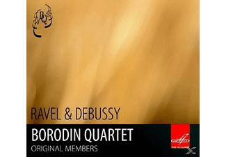 Borodin Quartet - String Quartet - (CD)