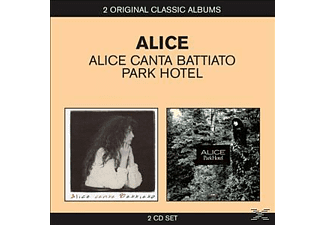 Alice - Classic Albums (2in1) [CD]