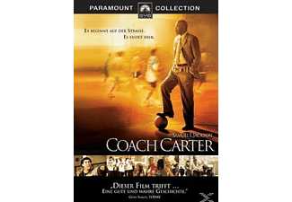 Coach Carter - (DVD)