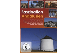 Faszination Andalusien [DVD]
