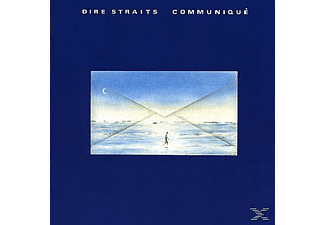 Dire Straits - COMMUNIQUE (DIGITAL REMASTERED) - (CD)
