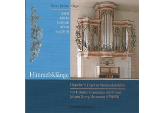 Barry Jordan - Himmelsklänge - (CD)