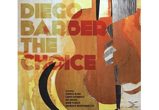 Diego Barber - The Choice - (CD)