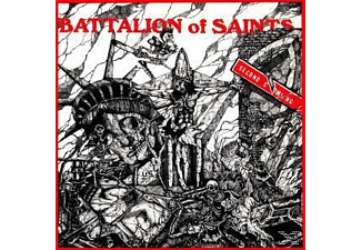 Battalion Of Saints - SECOND COMING - (Vinyl)