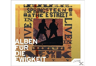 Bruce Springsteen And The E Street Band - Live In New York City (Alben Für Die Ewigkeit) - (CD)