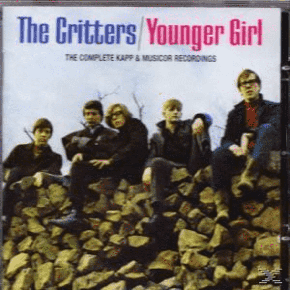 Younger Girl-The Complete Kapp & Musicor The Critters auf CD