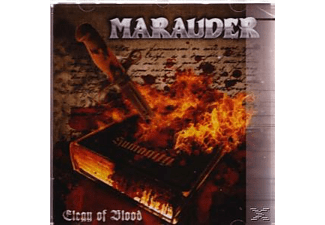 Marauder - Elegy Of Blood - (CD)