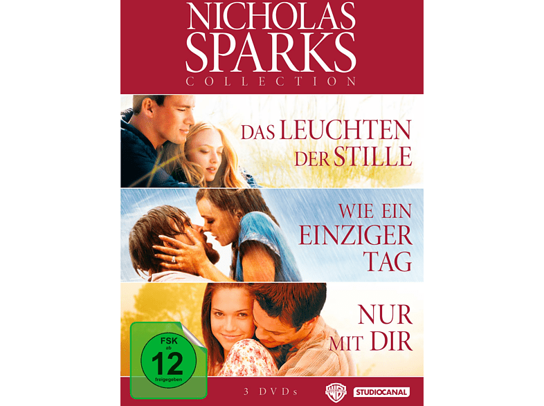 Nicholas Sparks Collection [DVD]