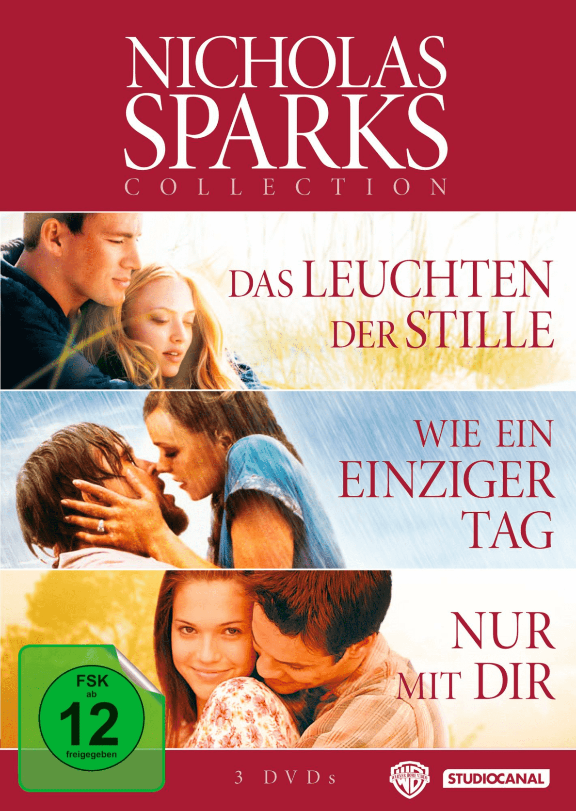 Nicholas Sparks Collection - (DVD)