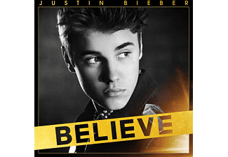 Justin Bieber Believe Pop CD