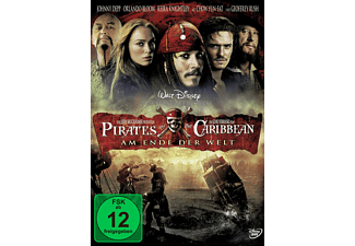 Pirates Of The Caribbean 3 - Am Ende der Welt - (DVD)