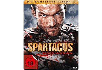 Spartacus: Blood and Sand - Die komplette Staffel 1 (Steelbook Edition) - (Blu-ray)
