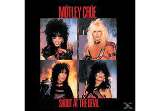 Mötley Crüe - Shout At The Devil - (CD)