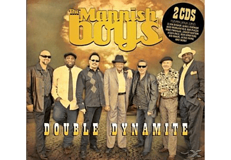 The Mannish Boys - Double Dynamite - (CD)