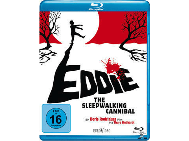 Eddie - The Sleepwalking Cannibal [Blu-ray]