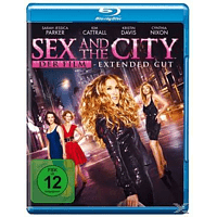 Sex And The City - Der Film Extended Version [Blu-ray]