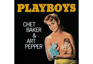 Chet Baker, Art Pepper, Baker, Chet / Pepper, Art - Playboys - (CD)