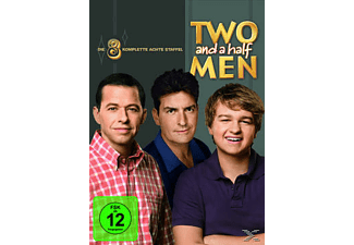 Two and a Half Men - Staffel 8 Komödie DVD