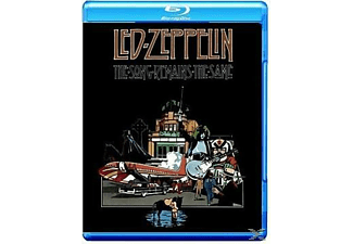 Led Zeppelin - The Song Remains the Same - (Blu-ray)