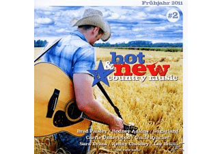 VARIOUS - Hot & New Country Music Vol.2 - (CD)