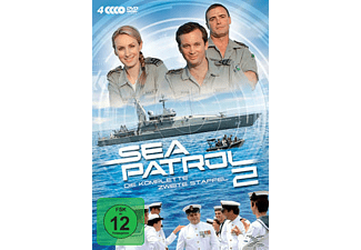 SEA PATROL 2.STAFFEL - (DVD)