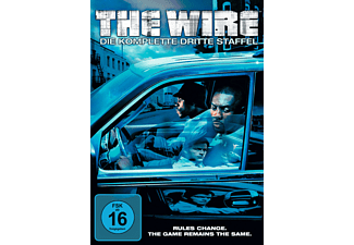 The Wire - Die komplette 3. Staffel - (DVD)