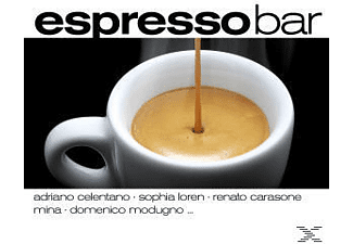 VARIOUS - Espresso Bar - (CD)