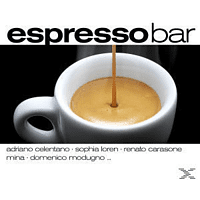 VARIOUS - Espresso Bar [CD]
