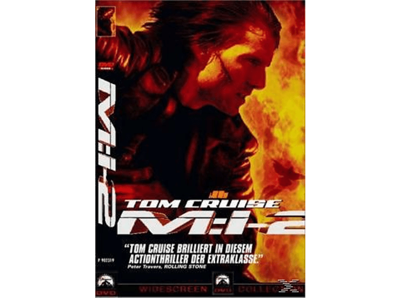 Mission: Impossible 2 [DVD]