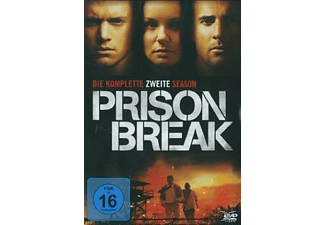 Prison Break - Staffel 2 - (DVD)