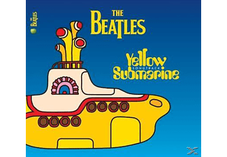 The Beatles - Yellow Submarine Songtrack - (CD)