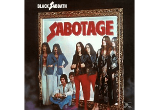 Black Sabbath -  Sabotage (Remastered) [CD]