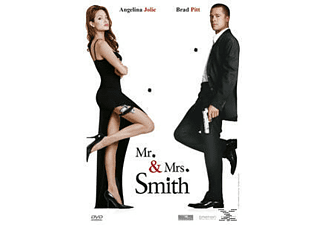 Mr. & Mrs. Smith Action DVD