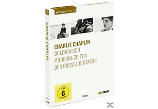 Charlie Chaplin - Arthaus Close-Up - (DVD)