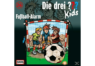 SONY MUSIC ENTERTAINMENT (GER) Die drei ??? Kids 26: Fußball-Alarm