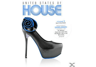 VARIOUS - United States Of House Vol. 3 - (CD)