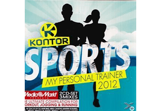 VARIOUS - Kontor Sports - My Personal Trainer 2012 [CD]