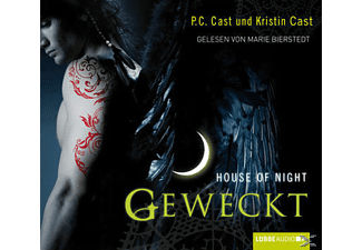 House of Night 08: Geweckt - 5 CD - Science Fiction/Fantasy