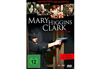 Mary Higgins Clark Collection (4 Filme) - (DVD)