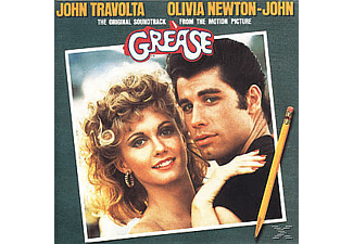Various Grease Soundtrack CD