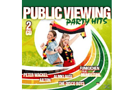 VARIOUS - Public Viewing Party Hits: Fußball U.A.Sportarten [CD]